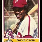 PHILADELPHIA PHILLIES DAVE CASH 1976 TOPPS # 295 G/VG