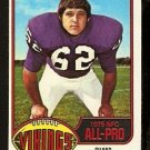 MINNESOTA VIKINGS ED WHITE ALL PRO 1976 TOPPS # 230 EX/EM