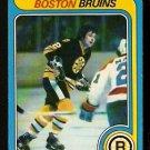BOSTON BRUINS BRAD PARK 1979 OPC O PEE CHEE # 23 NR MT