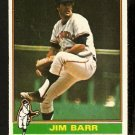 SAN FRANCISCO GIANTS JIM BARR 1976 TOPPS # 308 G/VG