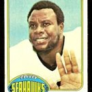 SEATTLE SEAHAWKS JOE OWENS 1976 TOPPS # 259 VG