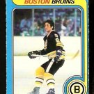 BOSTON BRUINS RICK SMITH 1979 OPC O PEE CHEE # 59 EM/NM