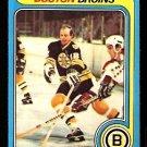 BOSTON BRUINS WAYNE CASHMAN 1979 OPC O PEE CHEE # 79 EX/EM