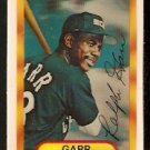 CHICAGO WHITE SOX RALPH GARR 1977 KELLOGGS 3-D SUPER STARS # 13 EM cracked