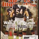 CHICAGO BEARS BRIAN URLACHER TIGER WOODS SUPER BOWL ROGER FEDERER NHL SOUTHEAST DIV 2007 SI
