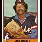 CLEVELAND INDIANS JIM BIBBY 1976 TOPPS # 324 EX