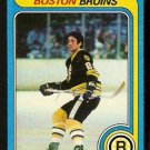 BOSTON BRUINS RICK SMITH 1979 TOPPS # 59 EX+