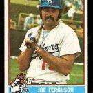 LOS ANGELES DODGERS JOE FERGUSON 1976 TOPPS # 329