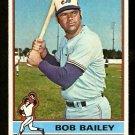 MONTREAL EXPOS BOB BAILEY 1976 TOPPS # 338 good