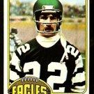 PHILADELPHIA EAGLES LARRY MARSHALL 1976 TOPPS # 302 NR MT