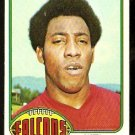 ATLANTA FALCONS RAY BROWN 1976 TOPPS # 307 EX+/EX MT