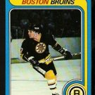 BOSTON BRUINS STAN JOHNATHAN 1979 TOPPS # 263 NR MT