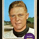NEW YORK METS DICK KENWORTHY 1968 TOPPS # 63