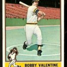SAN DIEGO PADRES BOBBY VALENTINE 1976 TOPPS # 366