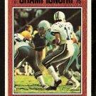 NFC CHAMPIONSHIP GAME DALLAS COWBOYS ROGER STAUBACH 1976 TOPPS # 331 EX+/EM