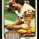 WASHINGTON REDSKINS TERRY HERMELING 1976 TOPPS # 349 VG/EX