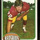 WASHINGTON REDSKINS DIRON TALBERT 1976 TOPPS # 272 EX