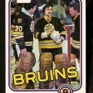 BOSTON BRUINS ROGATIEN VACHON 1981 OPC O PEE CHEE # 10 NR MT