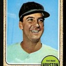 HOUSTON ASTROS BOB ASPROMONTE 1968 TOPPS # 95 good