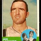 BOSTON RED SOX JACK LAMABE 1963 TOPPS # 251 NR MT
