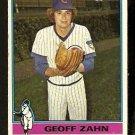 CHICAGO CUBS GEOFF ZAHN 1976 TOPPS # 403 G/VG