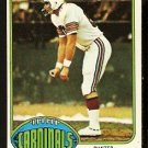 ST LOUIS CARDINALS JEFF WEST 1976 TOPPS # 363 VG
