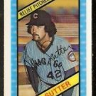 CHICAGO CUBS BRUCE SUTTER 1980 KELLOGGS 3-D SUPER STARS # 10 NM
