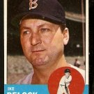 BOSTON RED SOX IKE DELOCK 1963 TOPPS # 136 EM/NM