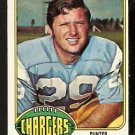 SAN DIEGO CHARGERS DENNIS PARTEE 1976 TOPPS # 387 EX/EM