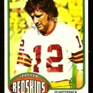 WASHINGTON REDSKINS RANDY JOHNSON 1976 TOPPS # 389 EM