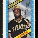 PITTSBURGH PIRATES DAVE PARKER 1980 KELLOGGS 3-D SUPER STARS # 23 NR MT