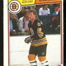 BOSTON BRUINS KEITH CROWDER 1983 OPC O PEE CHEE # 47