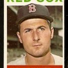 BOSTON RED SOX BILL MONBOUQUETTE 1964 TOPPS # 25 EX/EM