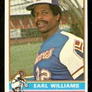 ATLANTA BRAVES EARL WILLIAMS 1976 TOPPS # 458 EM/NM