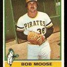 PITTSBURGH PIRATES BOB MOOSE 1976 TOPPS # 476 good