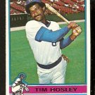 CHICAGO CUBS TIM HOSLEY 1976 TOPPS # 482 NR MT