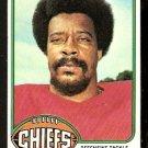 KANSAS CITY CHIEFS MARVIN UPSHAW 1976 TOPPS # 497 EX/EM