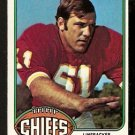 KANSAS CITY CHIEFS JIM LYNCH 1976 TOPPS # 517 EX/EM