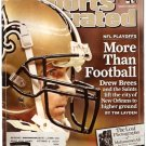 NEW ORLEANS SAINTS DREW BREES PITTSBURGH PENGUINS SIDNEY CROSBY LOST PHOTOS OF MUHAMMAD ALI 1/07 SI