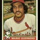 ST LOUIS CARDINALS MARIO GUERRERO 1976 TOPPS # 499 VG