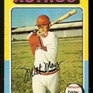 HOUSTON ASTROS MILT MAY 1975 TOPPS MINI # 279 VG