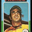 SAN DIEGO PADRES DANNY FRISELLA 1975 TOPPS MINI # 343 VG
