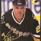 PITTSBURGH PENGUINS KEVIN STEVENS 1993 PINUP PHOTO