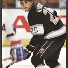 LOS ANGELES KINGS LUC ROBITAILLE 2 DIFFERENT 1993 PINUP PHOTOS