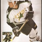 2 DIFFERENT DALLAS STARS RUSS COURTNALL & 1 BUFFALO SABRES ALEXANDER MOGILNY 1993 PINUP PHOTOS