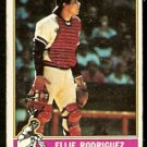 CALIFORNIA ANGELS ELLIE RODRIGUEZ 1976 TOPPS # 512 G/VG