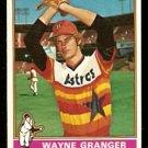 HOUSTON ASTROS WAYNE GRANGER 1976 TOPPS # 516 EM/NM