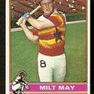 HOUSTON ASTROS MILT MAY 1976 TOPPS # 532 EX/EM