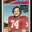 ST LOUIS CARDINALS STEVE JONES 1977 TOPPS # 184 VG/EX