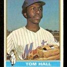 NEW YORK METS TOM HALL 1976 TOPPS # 621 VG